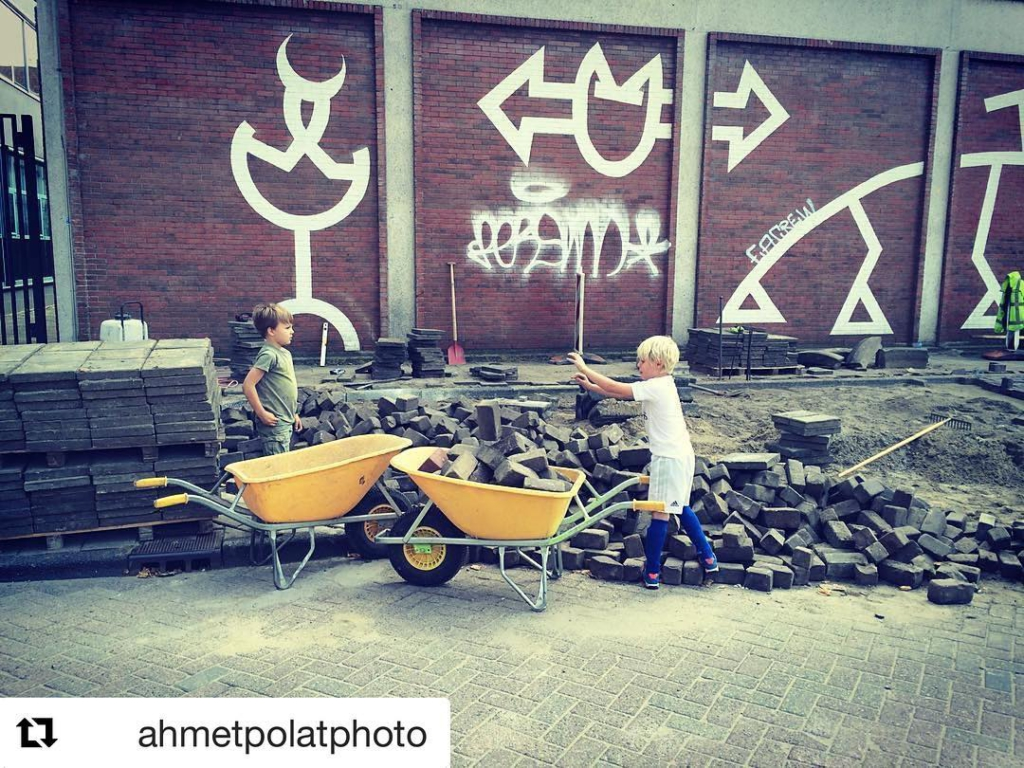 #Repost @ahmetpolatphoto with @repostapp ・・・ My first memory of feeling like a man was when I asked friends to build something together. I was 8 years old. #demanislam #ahmetpolatphoto #amsterdam #wibout #mannen #art #inspiration